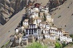 पहाड़ों की गोद में बसा दुनिया का सबसे ऊंचा गांव