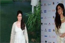 डिजाइनर अनीता के आउटफिट में कौन दिखीं बेहतर, Katrina या Kareena?