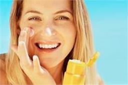 त्वचा के हिसाब से चुनें सनस्क्रीन