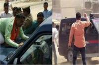 महमूद मदनी के छोटे भाई पर हिंदू संगठनों ने किया हमला, पीटने की कोशिश