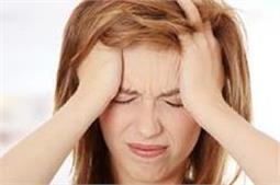 Stress से हो रहा है सिर दर्द तो अपनाएं यह रामबाण नुस्खा!