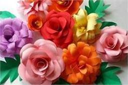 DIY Paper Flower: मिनटों में सजाएं घर
