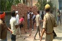 अंबेडकर शोभायात्रा को लेकर 2 समुदायों के बीच जमकर बवाल, सांसद- SSP घायल