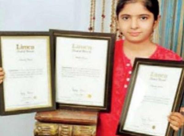 कानपुरः 10वीं की इस छात्रा ने 1 साल में बनाए 13 लिम्का बुक रेकॉर्ड, लोग कहते है 'कैलकुलेटर गर्ल'