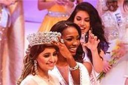 नोएडा की सृष्टि के सिर सजा Miss Teen Universe 2017 का ताज