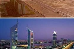 1990 में ऐसा दिखता था दुबई, अब बदल गया है पूरी तरह
