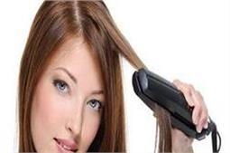 बालों को स्ट्रेट करने के लिए अाजमाएं ये आसान घरेलू Tips