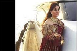 फोटोशूट में दिखा करीना का Royal look