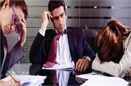 5 ऐसी Jobs जिसमें कर्मचारी होता है तनाव का शिकार