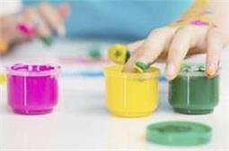 Jelly Bean Paint: बच्चे बेफिक्र होकर करें पेटिंग