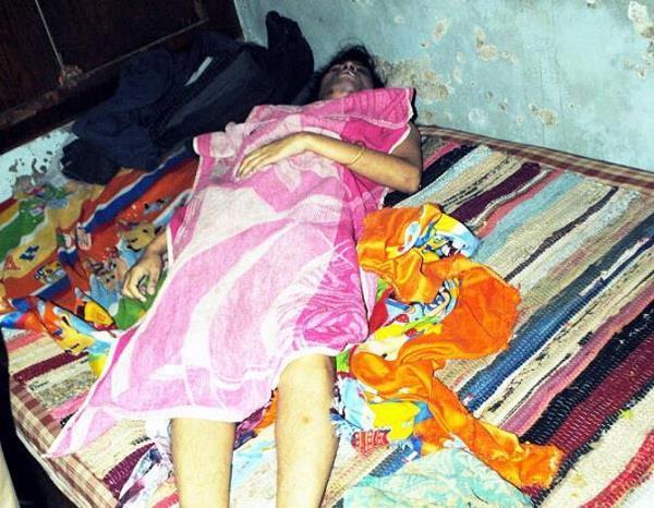 मेरठः जेठ ने महिला की दुष्कर्म के बाद की हत्या!नग्न अवस्था में मिला शव