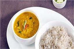 Tasty ही नहीं, सेहत के लिए भी काफी फायदेमंद है दाल-चावल
