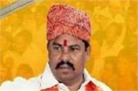 भाजपा विधायक की खुली धमकी, कहा-राम मंदिर के लिए जान लेने-देने को हूं तैयार