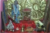 योगीराज में भगवान भी नहीं सुरक्षित, दिनदहाड़े पुजारी को बंधक बनाकर मूर्ती लूटकर फरार हुए लुटेरे