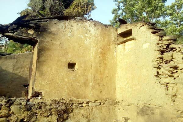भयानक हादसा : मकान बना श्मशान, जिंदा जल गया मेहमान