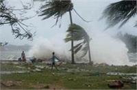 पश्चिम बंगाल में तूफान में पांच लोगों की मौत