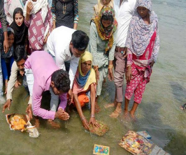 सहारनपुर में 180 दलित परिवारों ने अपनाया बौद्ध धर्म, पढ़िए पूरा मामला