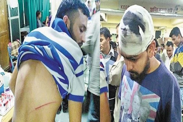 HPU में खूनी संघर्ष: ABVP-SFI छात्रों के बीच चले तेजधार हथियार, 15 जख्मी
