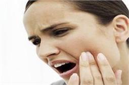 मिनटों में दूर करें दांतों का दर्द