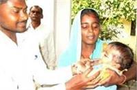 12 हजार में किया था 8 माह के मासूम का सौदा, आरोपी महिला गिरफ्तार