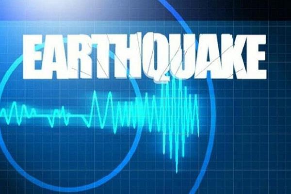 एक बार फिर भूकंप के झटकों से दहला हिमाचल