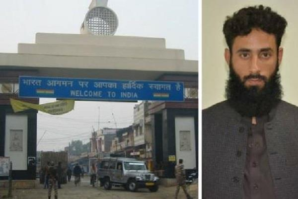 संदिग्ध आतंकी नसीर की निशानदेही पर महराजगंज में 5 लोगों के खिलाफ FIR दर्ज