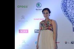 LPMI Awards 2017: दीया से लेकर अदा तक का दिखा वेस्टर्न लुक