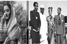 """भारत की इस बेटी ने पहली बार """"मिस यूनिवर्स"""" कॉन्टेस्ट में लिया था हिस्सा"""