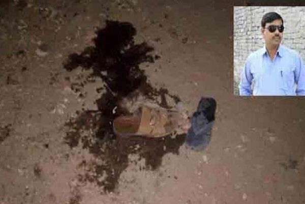 कानपुरः थाना परिसर के सामने युवक की गोली मारकर हत्या, मचा हड़कंप