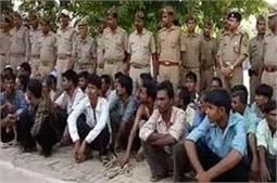विपक्ष के आरोपों पर हरदोई पुलिस का करारा जवाब, 5 घंटे में 85 बदमाश गिरफ्तार