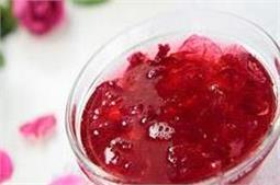 गर्मी में गुलकंद के सेवन से होते हैं अनगिनत फायदे