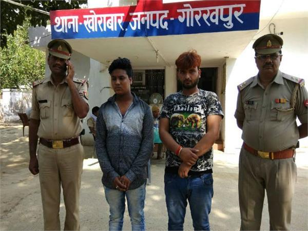 30 पेटी अवैध शराब सहित दो तस्कर गिरफ्तार