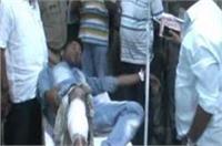 पुलिस और संदिग्धों के बीच मुठभेड़, गिरफ्त में आया ईनामी बदमाश