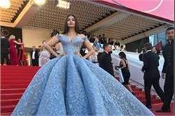 Cannes 2017: प्रिंसेस की तरह नजर आईं ऐश्वर्या