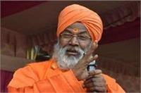 साक्षी महाराज का बड़ा बयान, कहा- अयोध्या में राम मंदिर निर्माण कोई नहीं रोक सकता