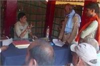 इंसाफ के लिए CM ऑफिस से थानेदार के पास आई कॉल