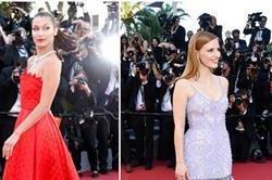 Cannes 2017: तीसरे दिन की बैस्ट रेड कार्पेट लुक