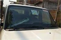 मेरठ: BJP विधायक के ऊपर दबंगो ने किया हमला, बाल-बाल बची जान