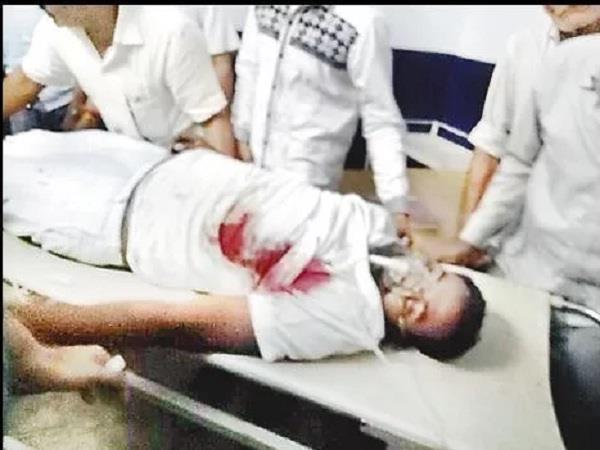 सपा सभासद रविंद्र सिंह की गोली मारकर हत्या