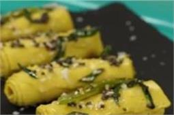 इस तरह बनाएं गुजराती खांडवी