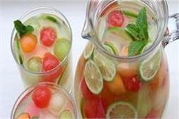इन गर्मियों ट्राई करें Child Melonlicious Drink