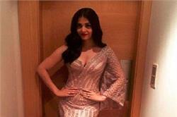 Cannes 2017 : ब्लश पिंक मरमेड गाउन पहन हॉट लुक में नजर आई Aash