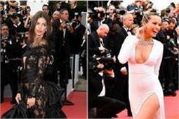 Cannes 2017 रेड कार्पेट की बैस्ट लुक