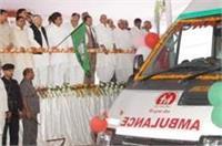सपा सरकार में हुए 'एंबुलेंस घोटाले' की हो रही जांच, लूटेरों को भेजेंगे जेल: भाजपा