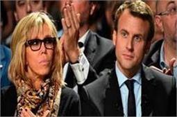 यह है फ्रांस के राष्ट्रपति की Love Story