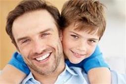 बच्चे अपने पापा से ही सीखते हैं ये बातें