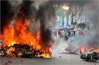 सहारनपुर हिंसा: इंटरनेट सर्विस बंद, आला अधिकारी सस्पेंड