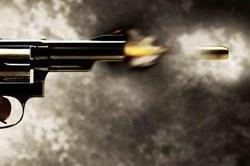पत्नी को थप्पड़ मारना पति को पड़ा भारी, गुस्साएं ससुर ने मारी गोली