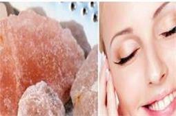 त्वचा के लिए काफी फायदेमंद है सेंधा नमक