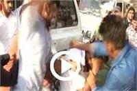 आगराः SC/ST आयोग के अध्यक्ष कठेरिया के समर्थकों ने की दलित की जमकर पीटाई
